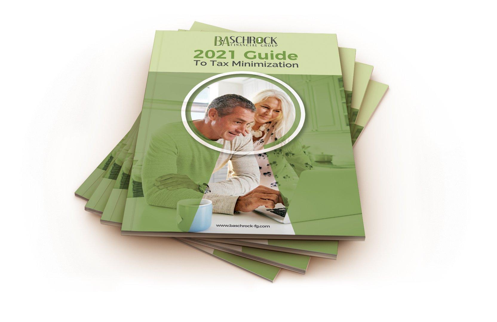 Tax Minimization Guide BA Schrock 2021