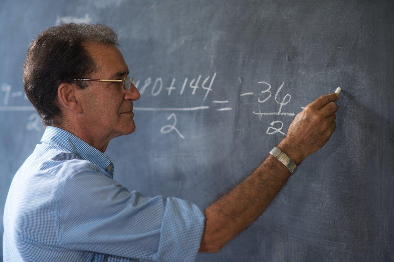 Teacher in Math