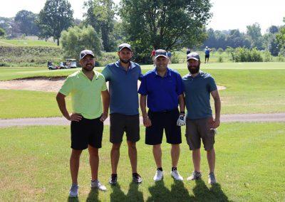 Golf Outing 1 B.A. Schrock